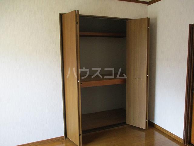 高砂コーポ 2C号室の収納