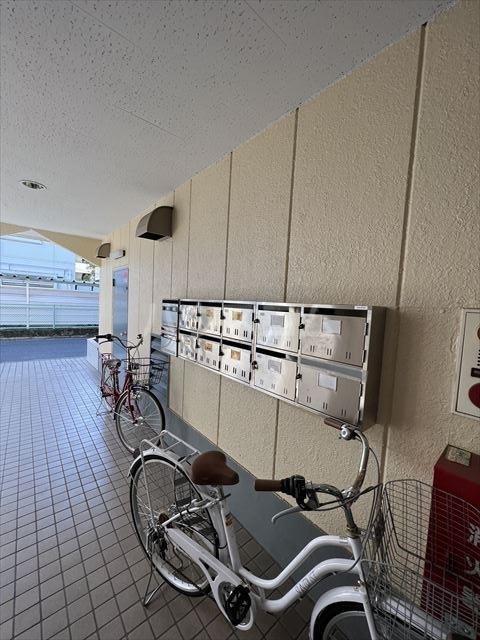 サンピア辻 202号室のリビング