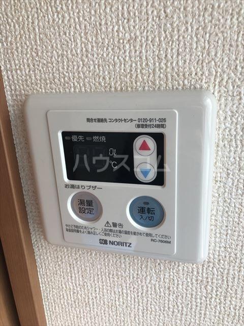 サンピア辻 202号室の設備
