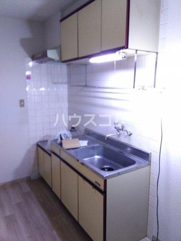 サンピア辻 202号室のキッチン
