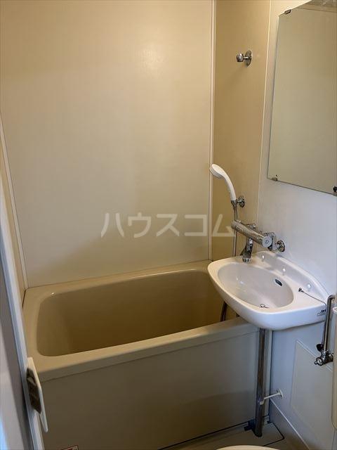 サンピア辻 202号室の風呂