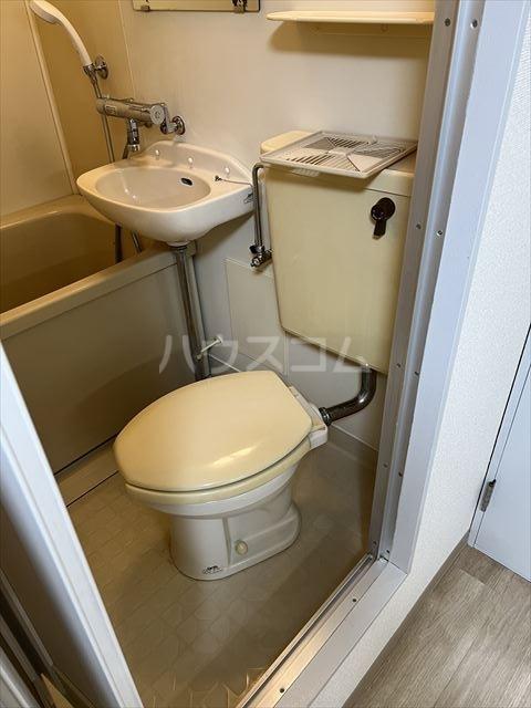 サンピア辻 202号室のトイレ