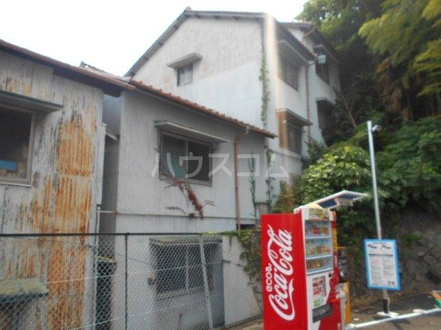 山田アパート 1号室の外観