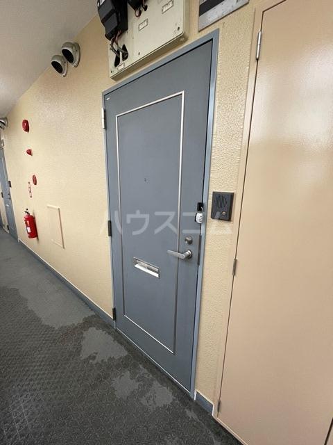 グレイス日比野 603号室のトイレ