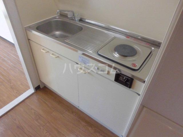 グレイス日比野 603号室の風呂