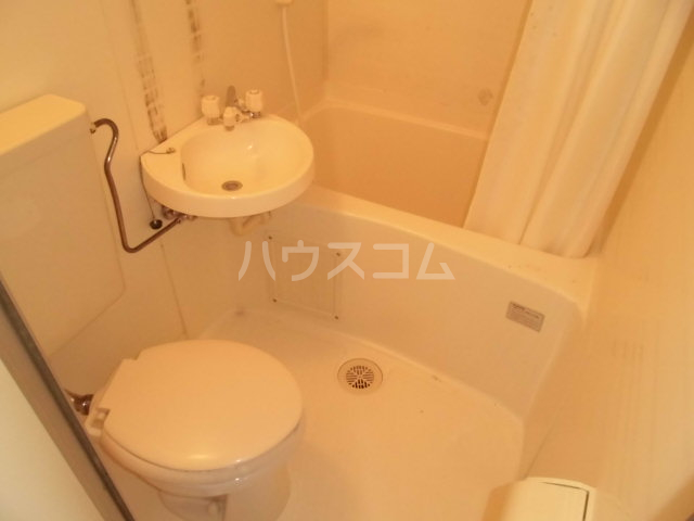 グレイス日比野 603号室の洗面所
