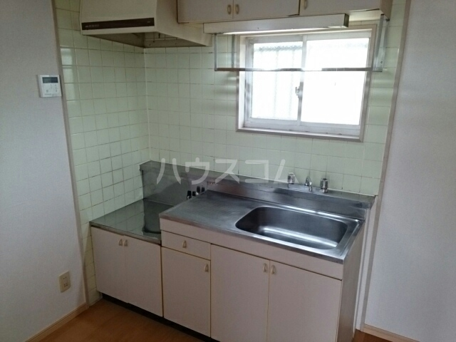 アルカディア 01030号室のキッチン