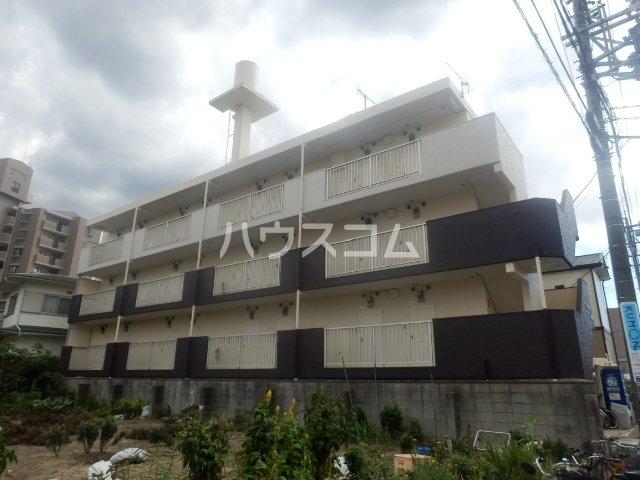 ビラ三秀植田 201号室の外観
