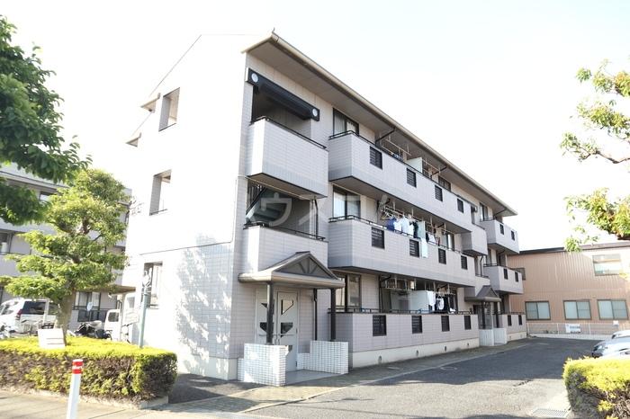 ヴァンベール東川口Ⅱの外観