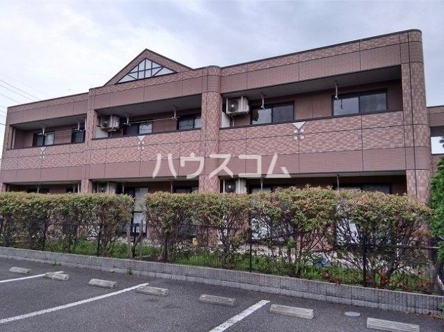 ガーデンヒルズNAKAYAMA弐番館の外観