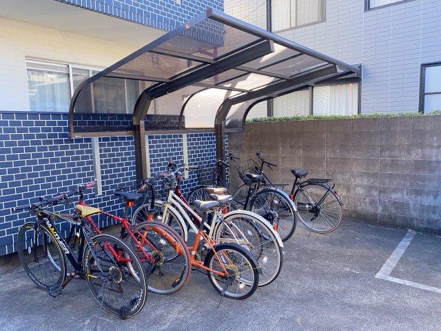 ステージ1 201号室のセキュリティ