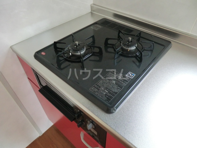 ステージ1 201号室のキッチン