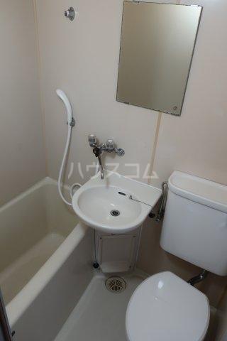 ドール薬師通 603号室の風呂