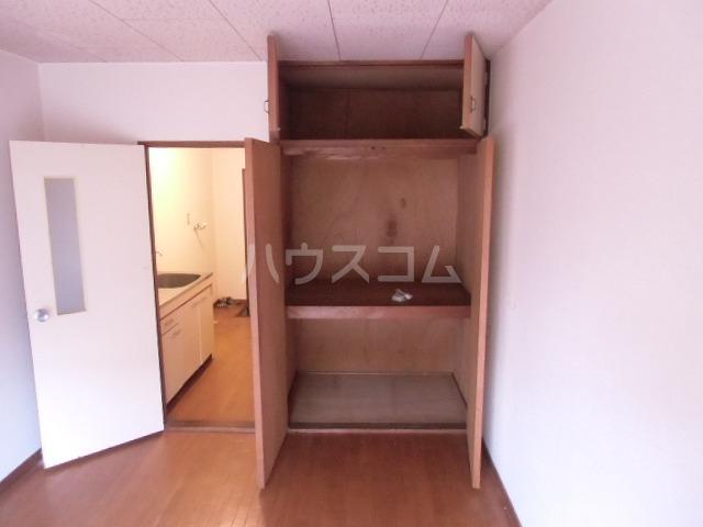 クリスタルハイツ 104号室の収納