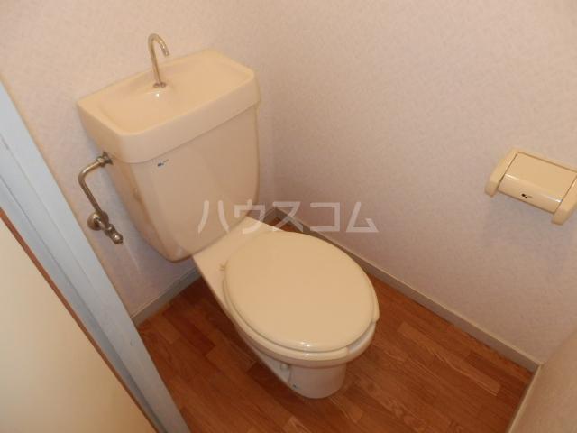 コスモハイツ極楽 101号室のトイレ