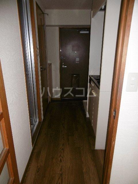 カーサ川並 505号室の玄関