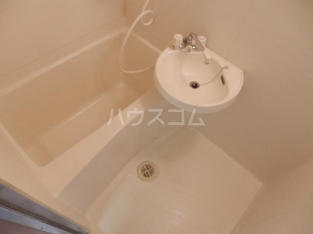 カーサ川並 505号室の風呂