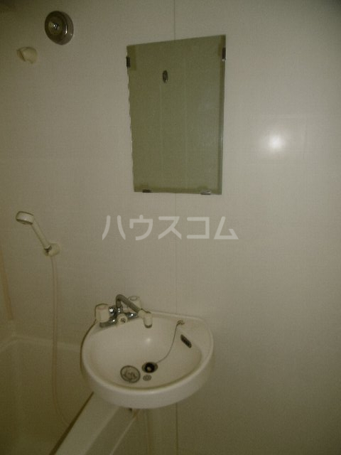 カーサ川並 505号室の洗面所