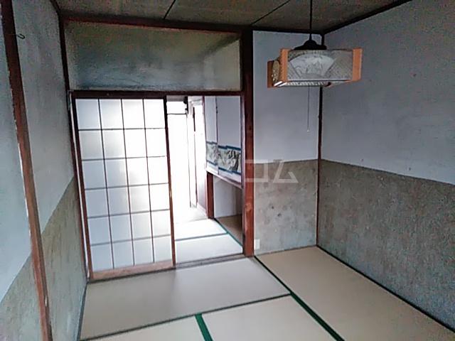 ひかり荘 203号室の居室