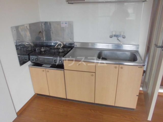 リヴェールチエ 505号室のキッチン