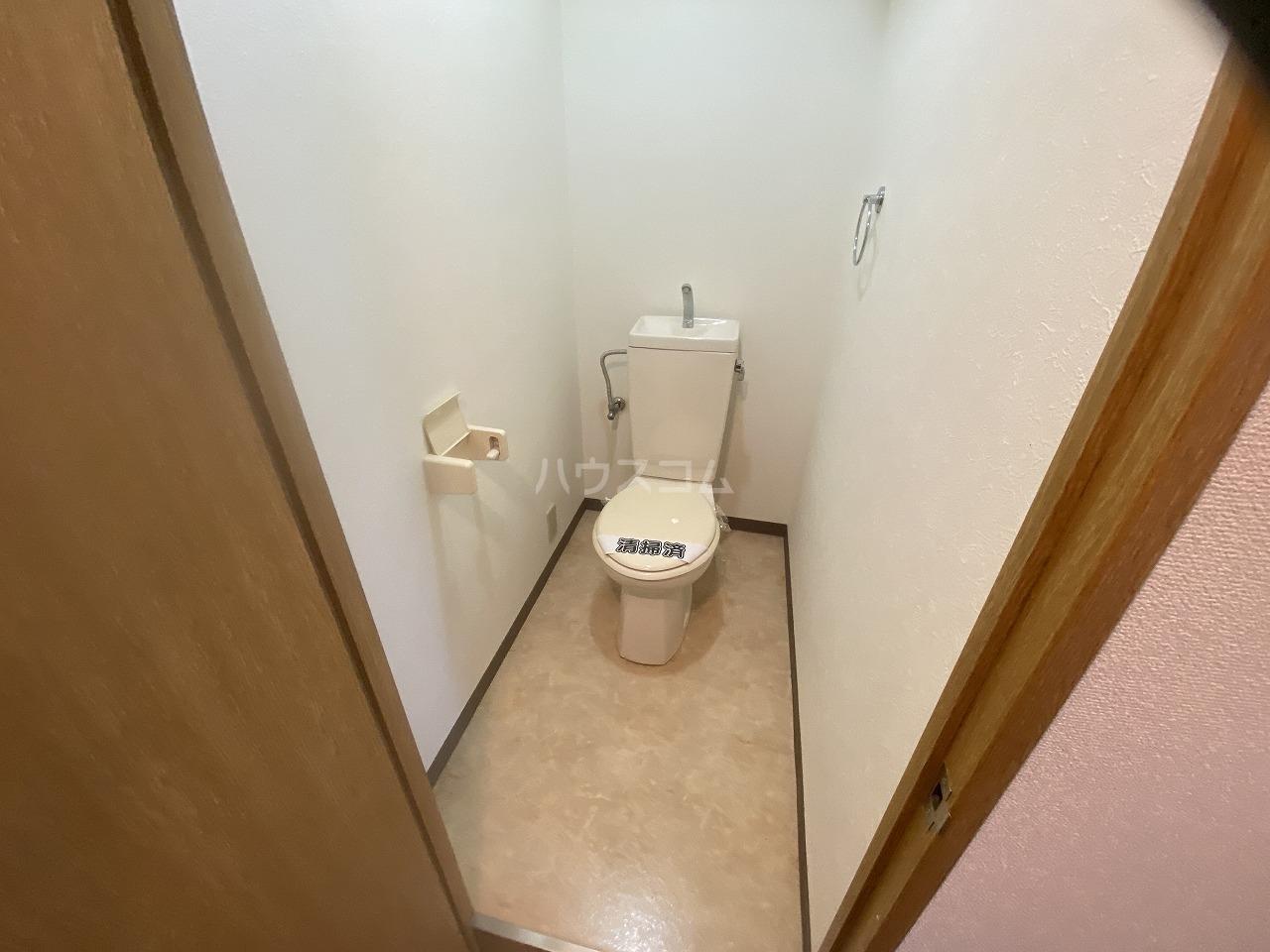 メモリータイム 103号室のトイレ