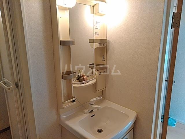 八事ハイツ 3F号室の洗面所