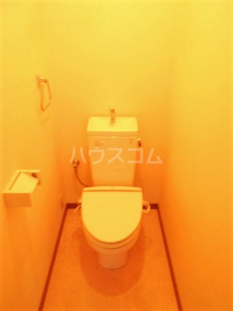 サンエイハイツ 202号室のトイレ