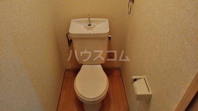 ファーストバード明正 303号室のトイレ