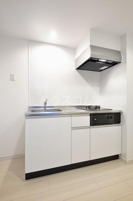 mint 101号室のキッチン