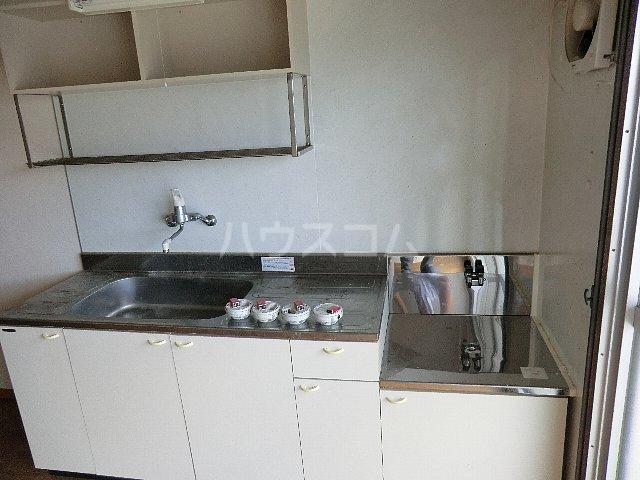 ベルツリー美園 301号室のキッチン