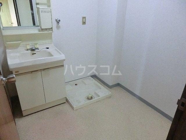 ベルツリー美園 301号室の洗面所