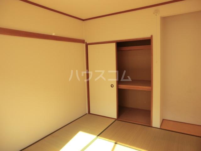 タウンコート志津 202号室のキッチン