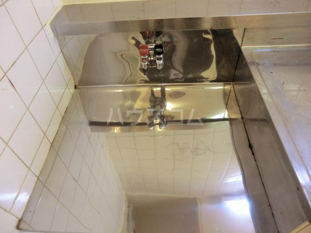 タウンコート志津 202号室の風呂