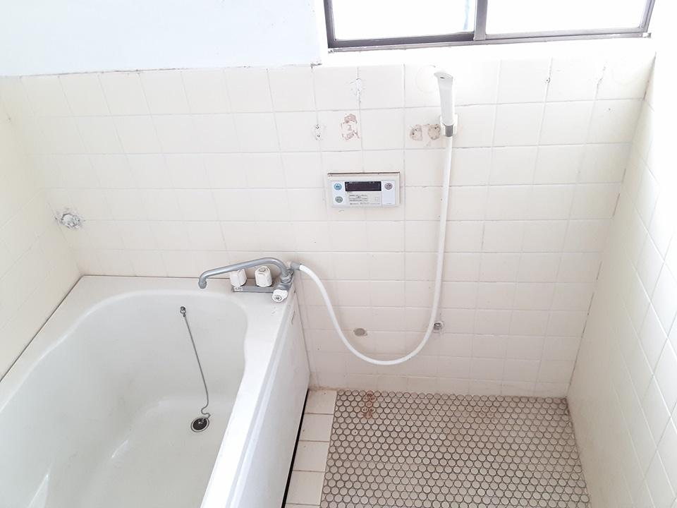 フラワーハイツの風呂