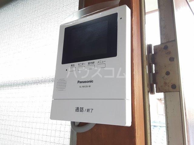 カーサ・ソレイユ 8号室のセキュリティ