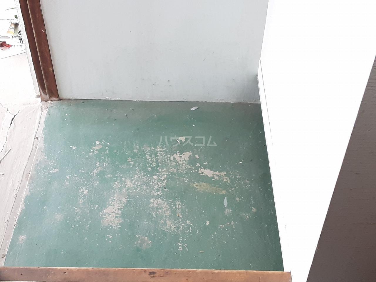 カーサ・ソレイユ 8号室のベッドルーム