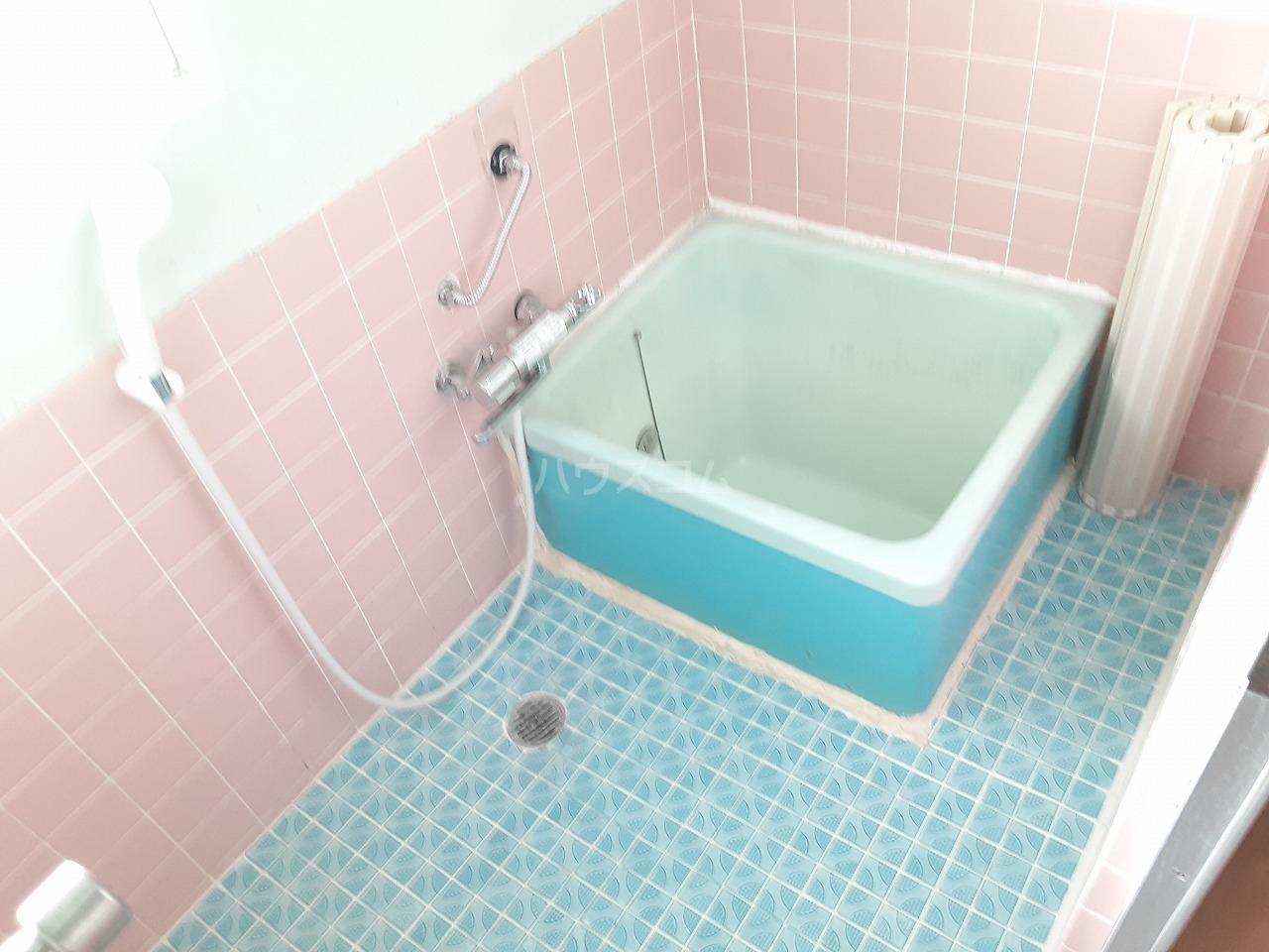カーサ・ソレイユ 8号室の風呂