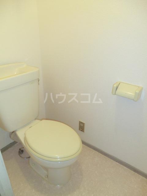 光ハイツ 406号室の洗面所