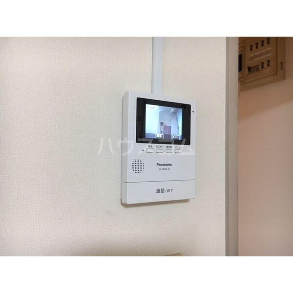 メゾン島田 203号室のセキュリティ