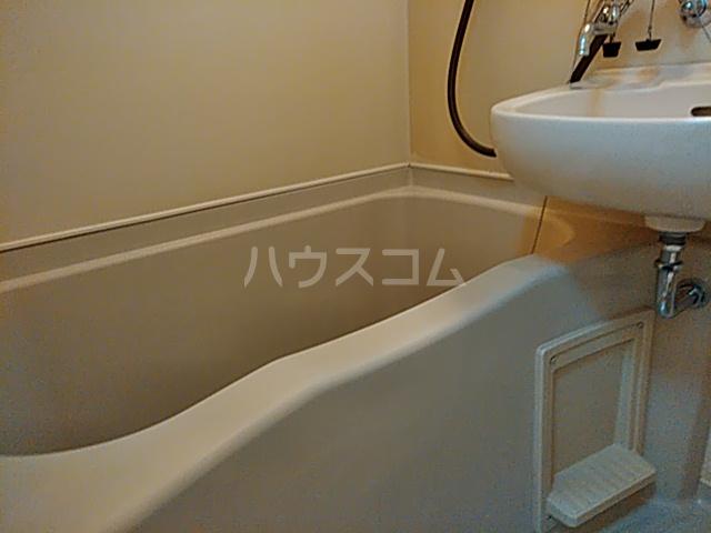 パレス竹越 205号室の風呂