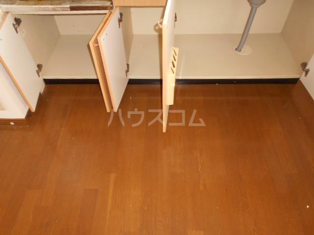 メゾン明日香 202号室の収納