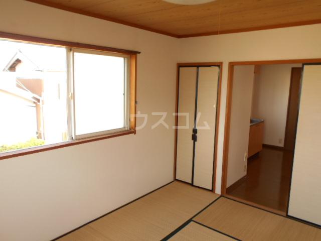 メゾン明日香 202号室の居室