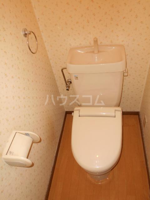 メゾン明日香 202号室のトイレ