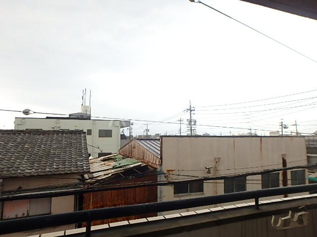 セントラルハイツ中野本町 501号室の景色