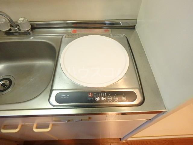 セントラルハイツ中野本町 501号室のキッチン