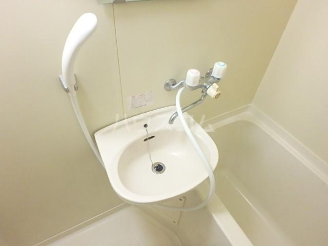 セントラルハイツ中野本町 501号室の洗面所