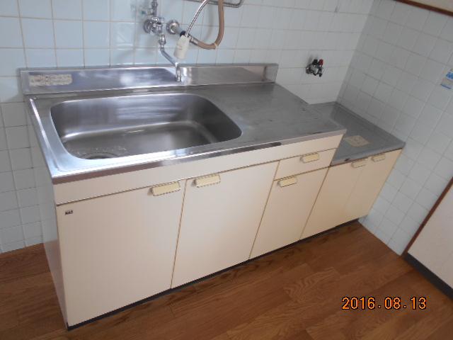 ドエル柴田 201号室のキッチン