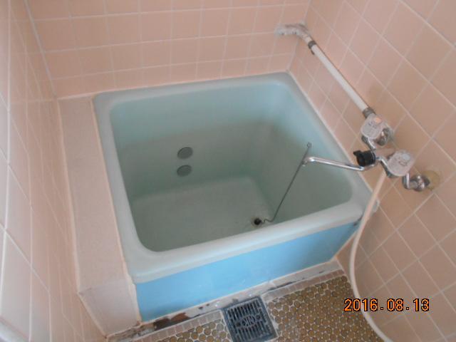 ドエル柴田 201号室の風呂