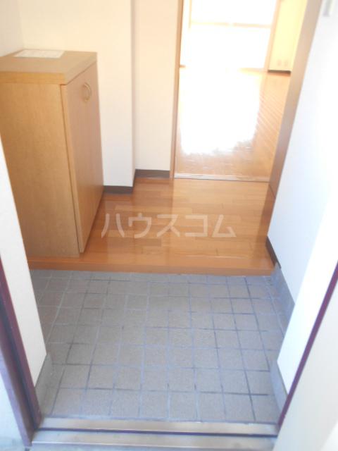 シャトー豊田 103号室の玄関