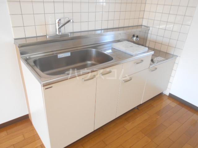 シャトー豊田 103号室のキッチン